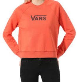Vans VANS FLYING V BOXY CREW Paprika