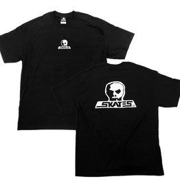 Skull Skates Skull Skates Youth Tee Logo Black