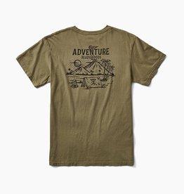 Roark Roark Camp Quartz Tee Army