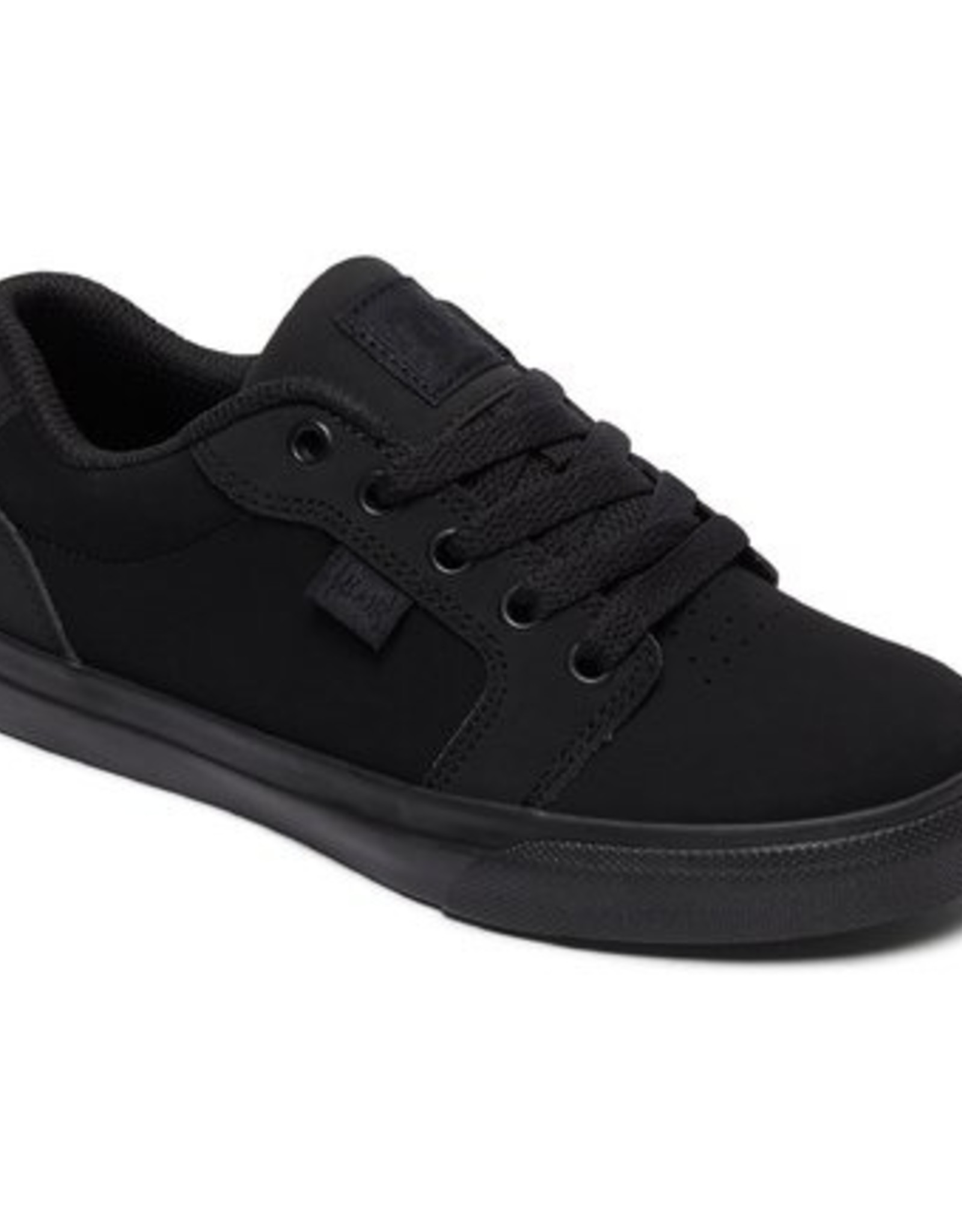 DC DC Anvil Black/Black Youth