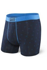 saxx VIBE BOXER BRIEF - NAVY ARROW