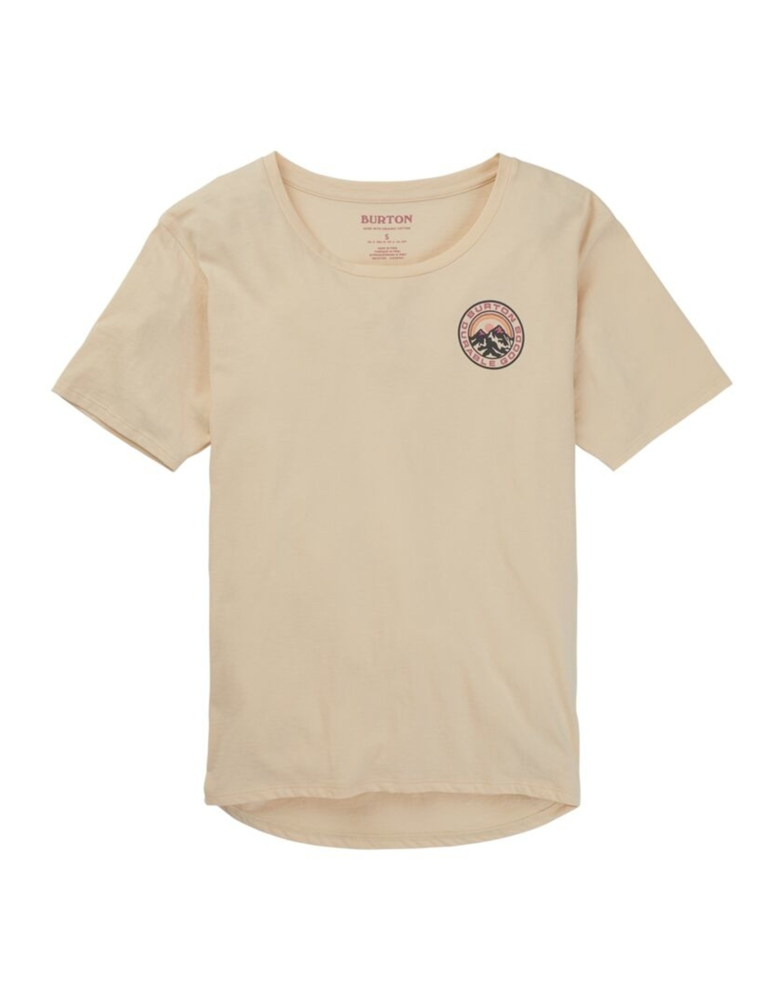 Burton Burton Women's Ashmore Scoop T-Shirt