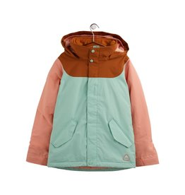 Burton Burton W21 Girls' Elodie Jacket Faded Jade