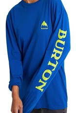Burton Burton Elite Long Sleeve T-Shirt Lapis Blue