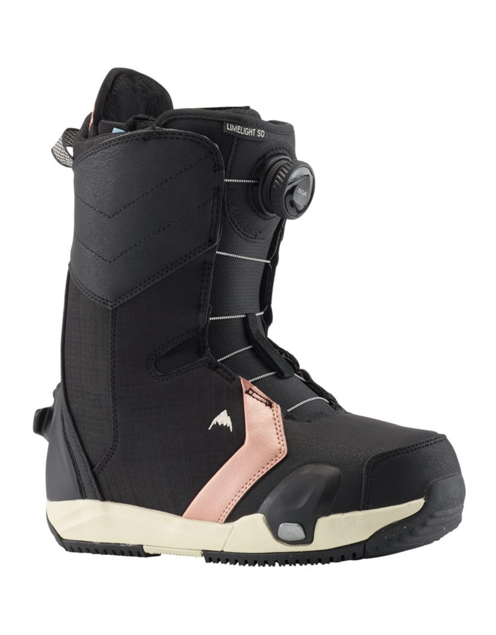 Burton Burton W21 Women's Limelight Step On® Black