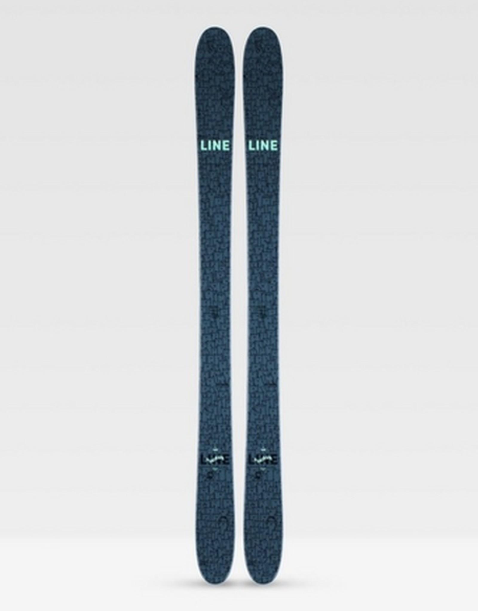 Line Skis LINE RUCKUS W21