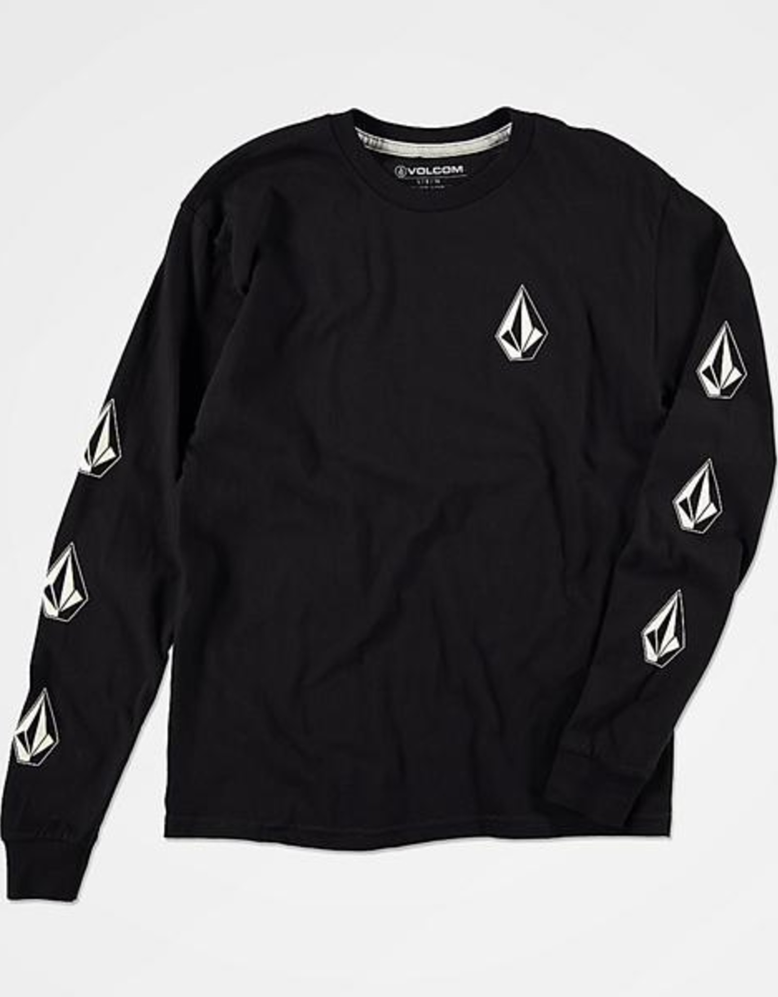 Volcom VOLCOM  DEADLY STONES L/S TEE YOUTH