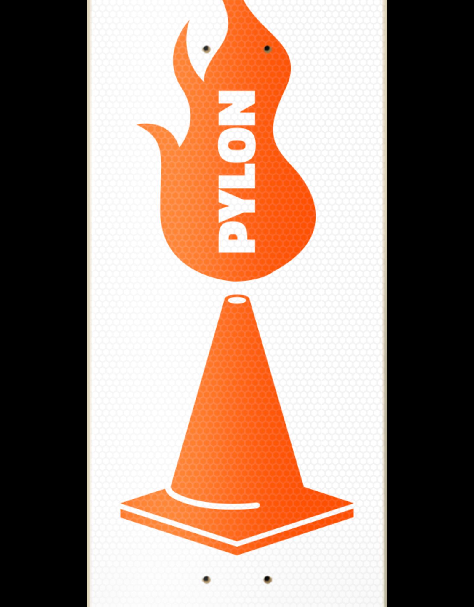 """Pylon PYLON THE SHOVEL - WHITE / 8.0"""""""