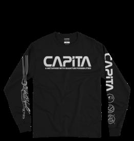 Capita CAPITA Quantum - Long Sleeve Tee 2 Black