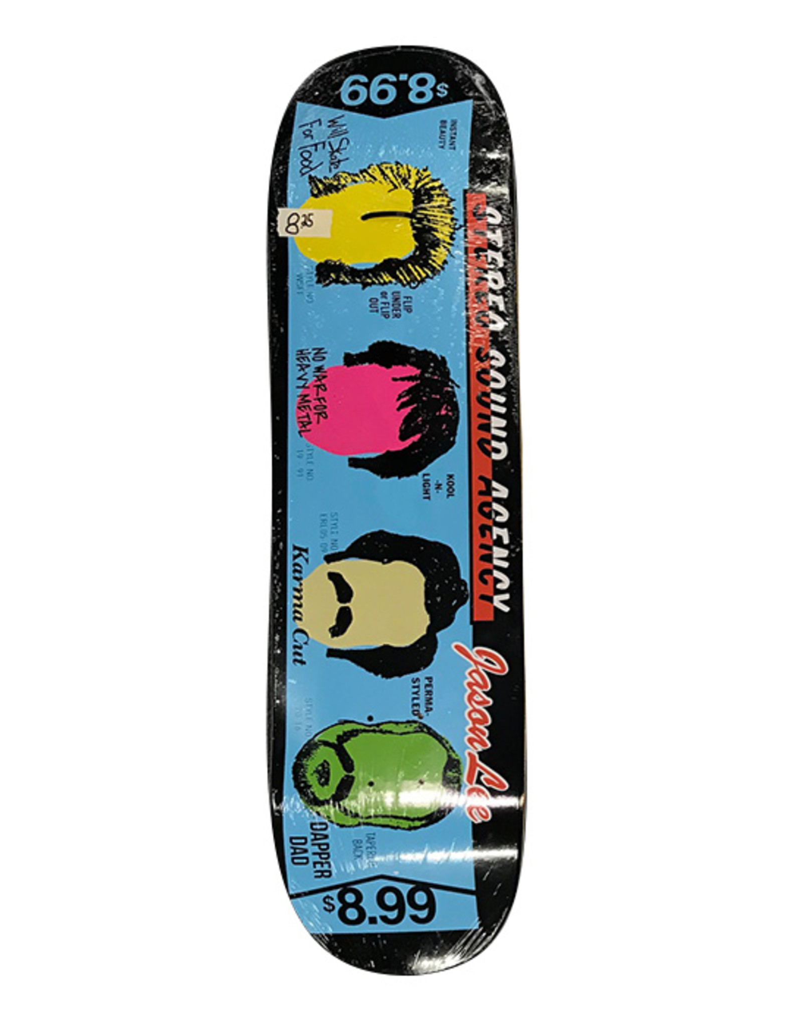 Stereo STEREO DECK - LEE STYLES (8)