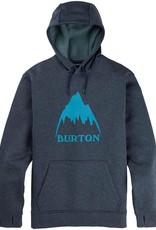 Burton Burton Men's Oak Pullover Hoodie DRESS BLUE