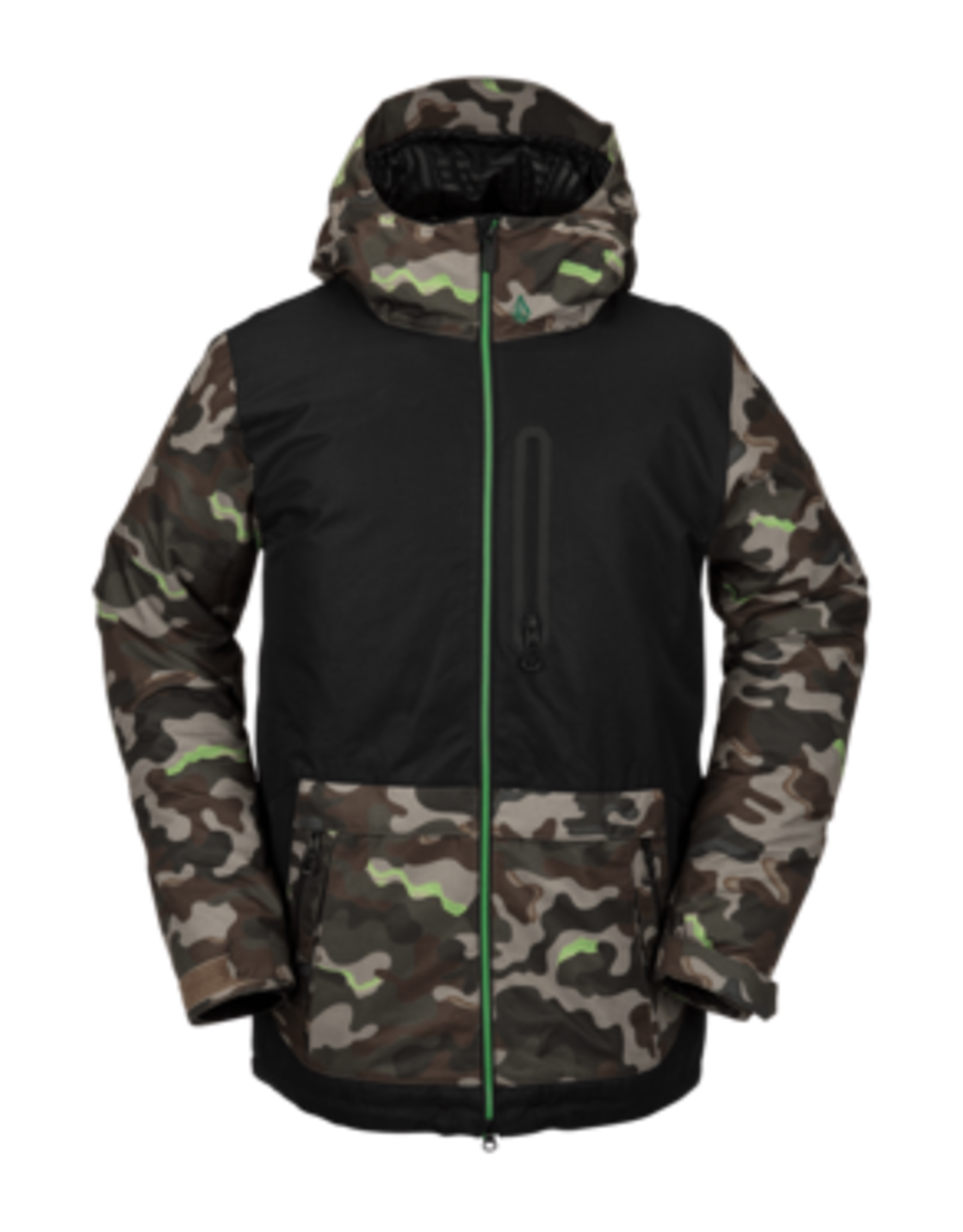 Volcom Volcom DEADLY STONES JACKET Army