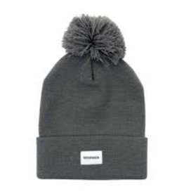 RDS RDS TOQUE POMPOMMIER CHARCOAL