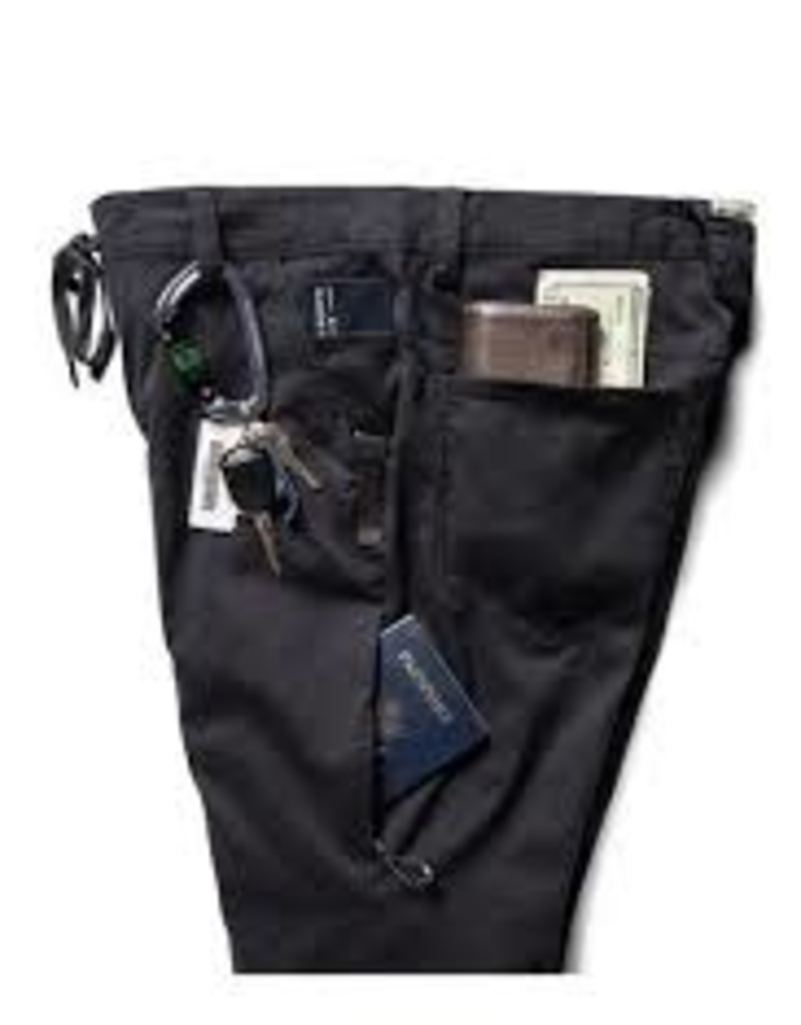 686 686 EVERYWHERE PANT - SLIM FIT CHARCOAL