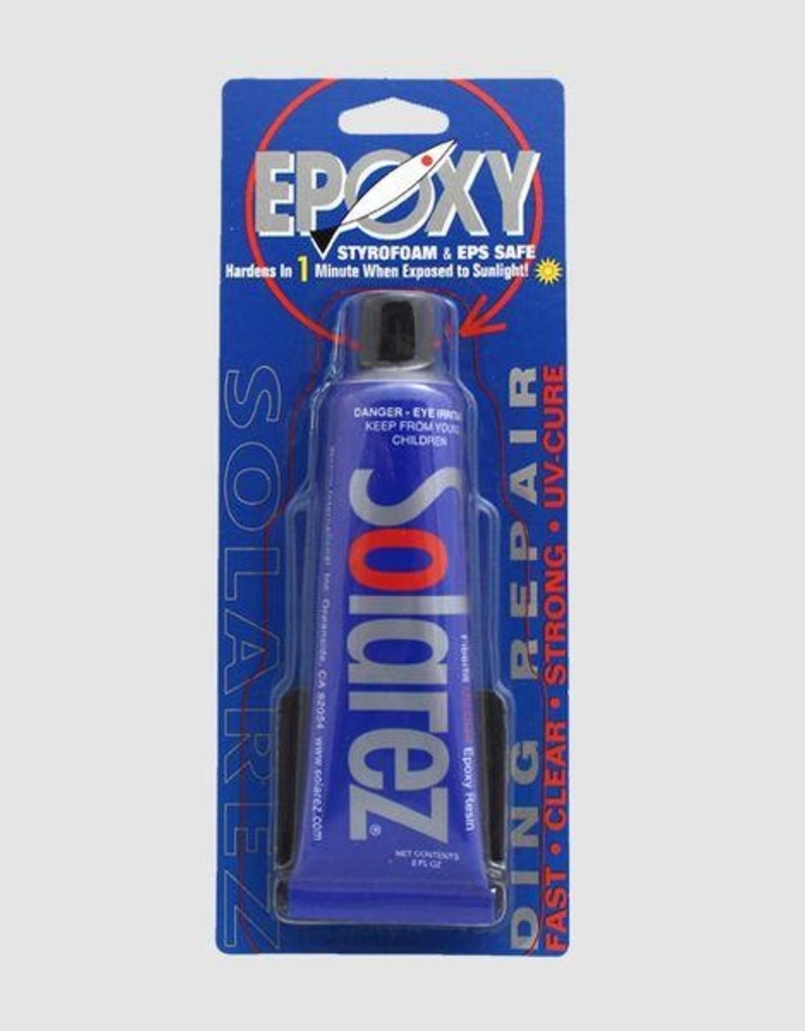 FCS Solarez Epoxy Ding Repair 2.0 oz tube (EPS safe)