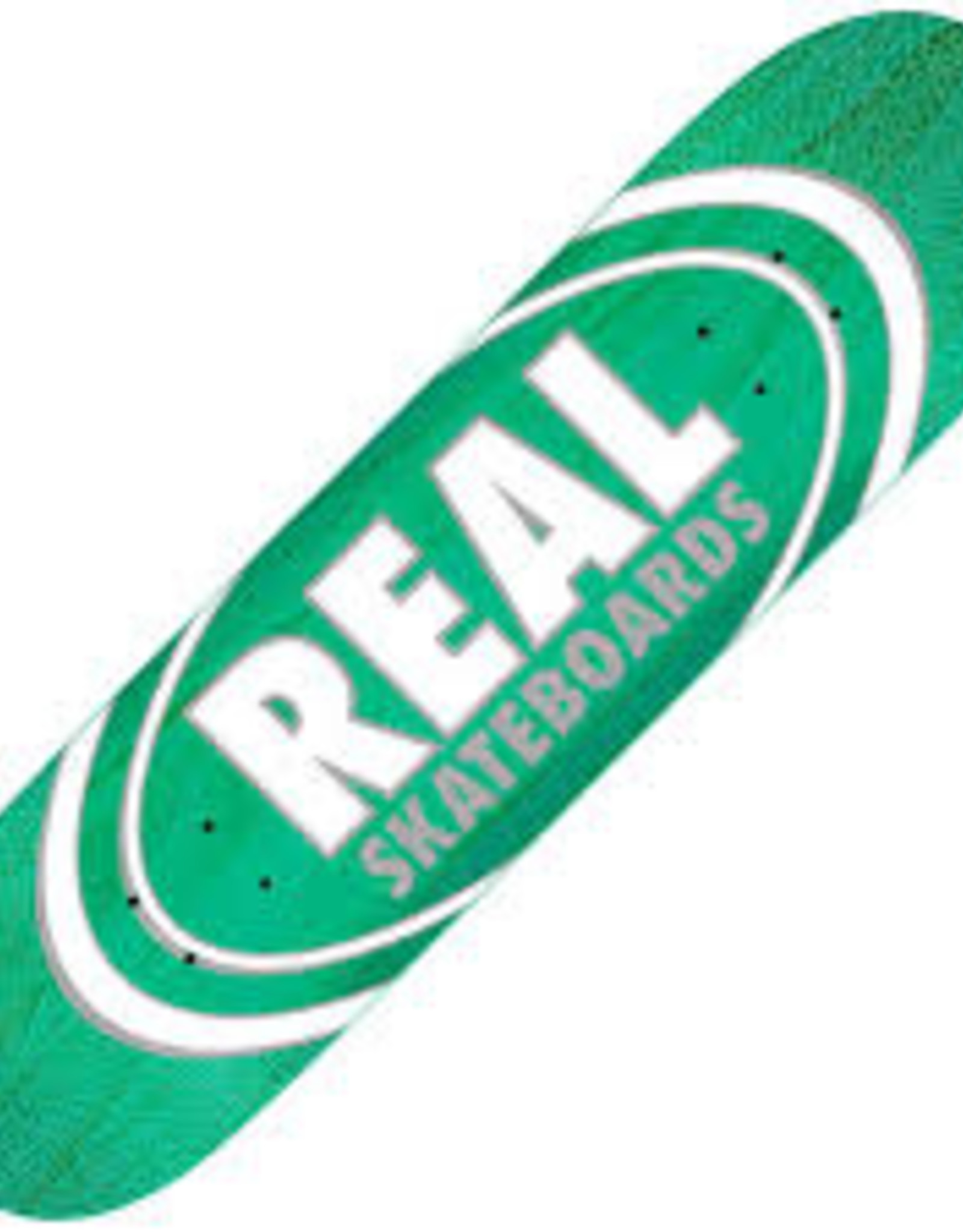REAL REAL OVAL PATTERNS TEAM SERIES 8.38