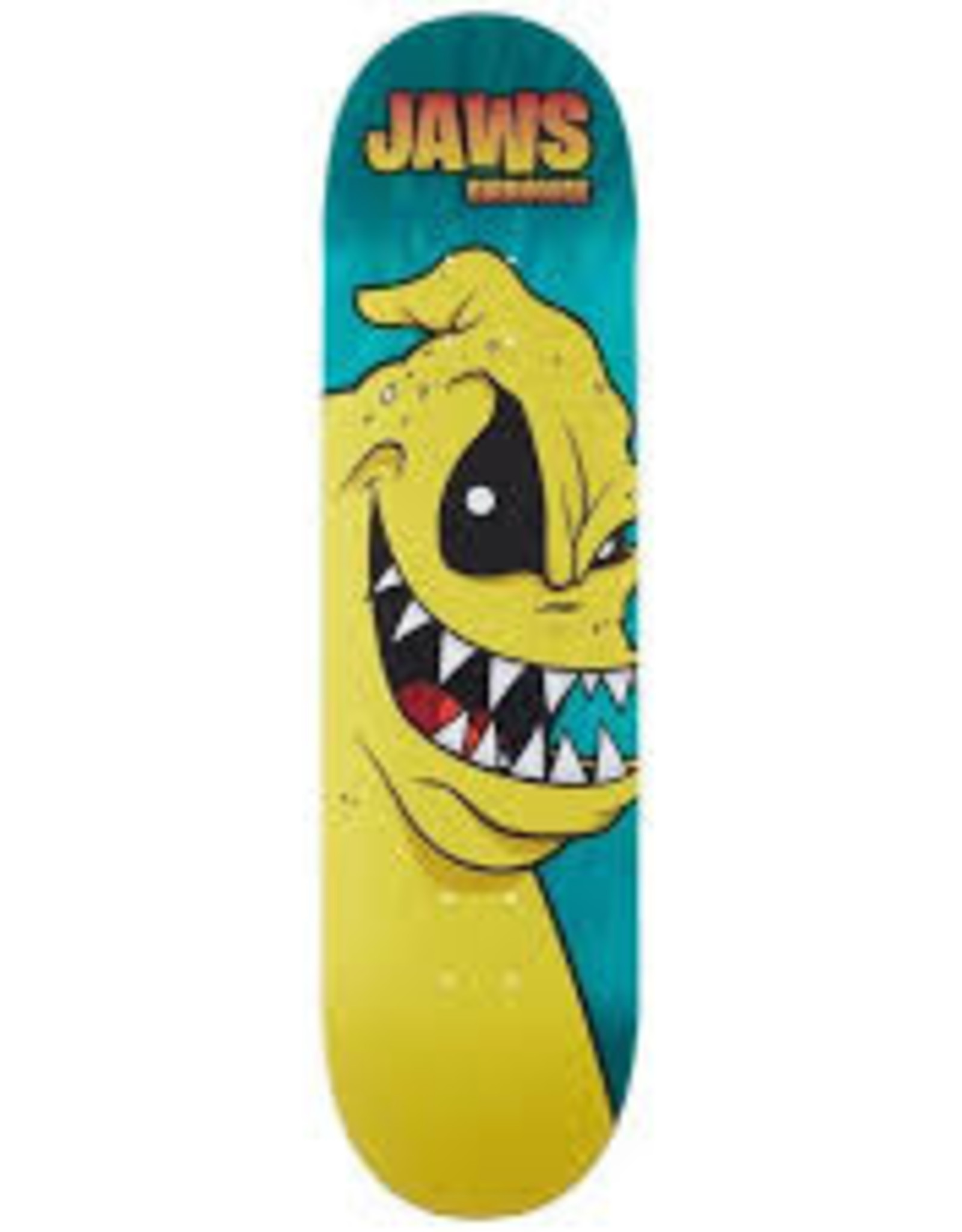 Birdhouse BIRDHOUSE DECK - JAWS YUK MOUTH (8.38)