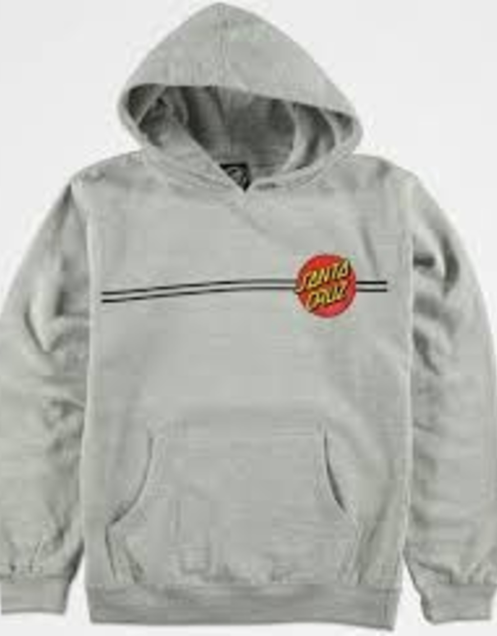 Santa Cruz SANTA CRUZ HOOD OTHER DOT Heather Grey