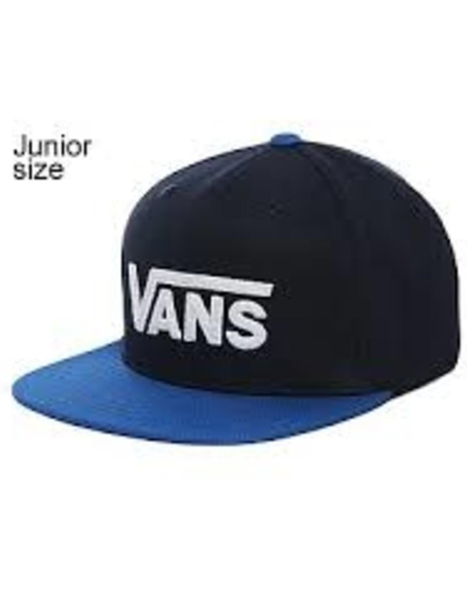 Vans VANS BOYS DROP V II SNAPBAC DRESS BLUES/MOR/DRE