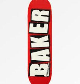 Baker BAKER BRAND LOGO WHITE DECK 8.5