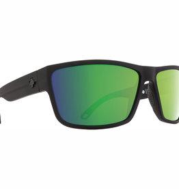 Spy Rocky Soft Matte Black HD Plus Bronze Polar with Green Spectra Mirror