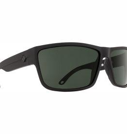 Spy Rocky Matte Black HD Plus Gray Green Polar