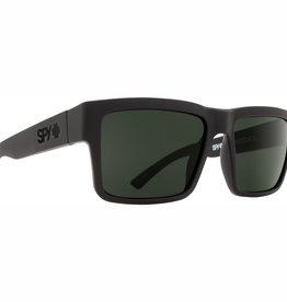 Spy Montana Soft Matte Black HD Plus Gray Green