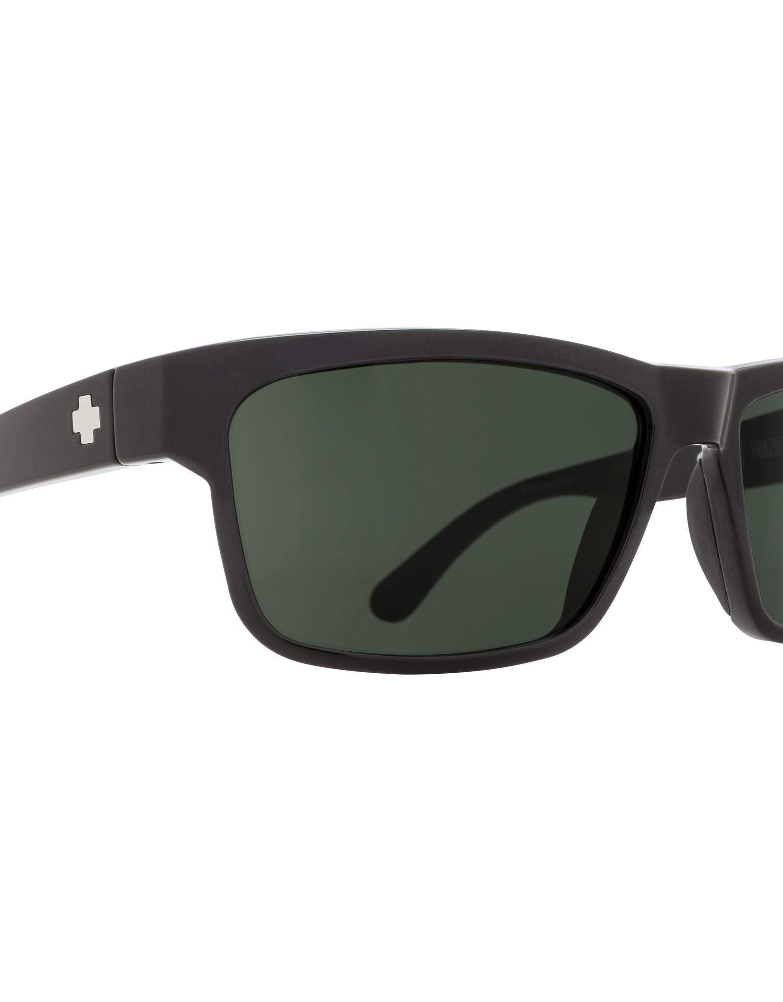 Spy Frazier Matte Black - Happy Gray Green