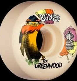 Bones BONES STF WHEELS - GREENWOOD V5 SIDECUT 99A (54)