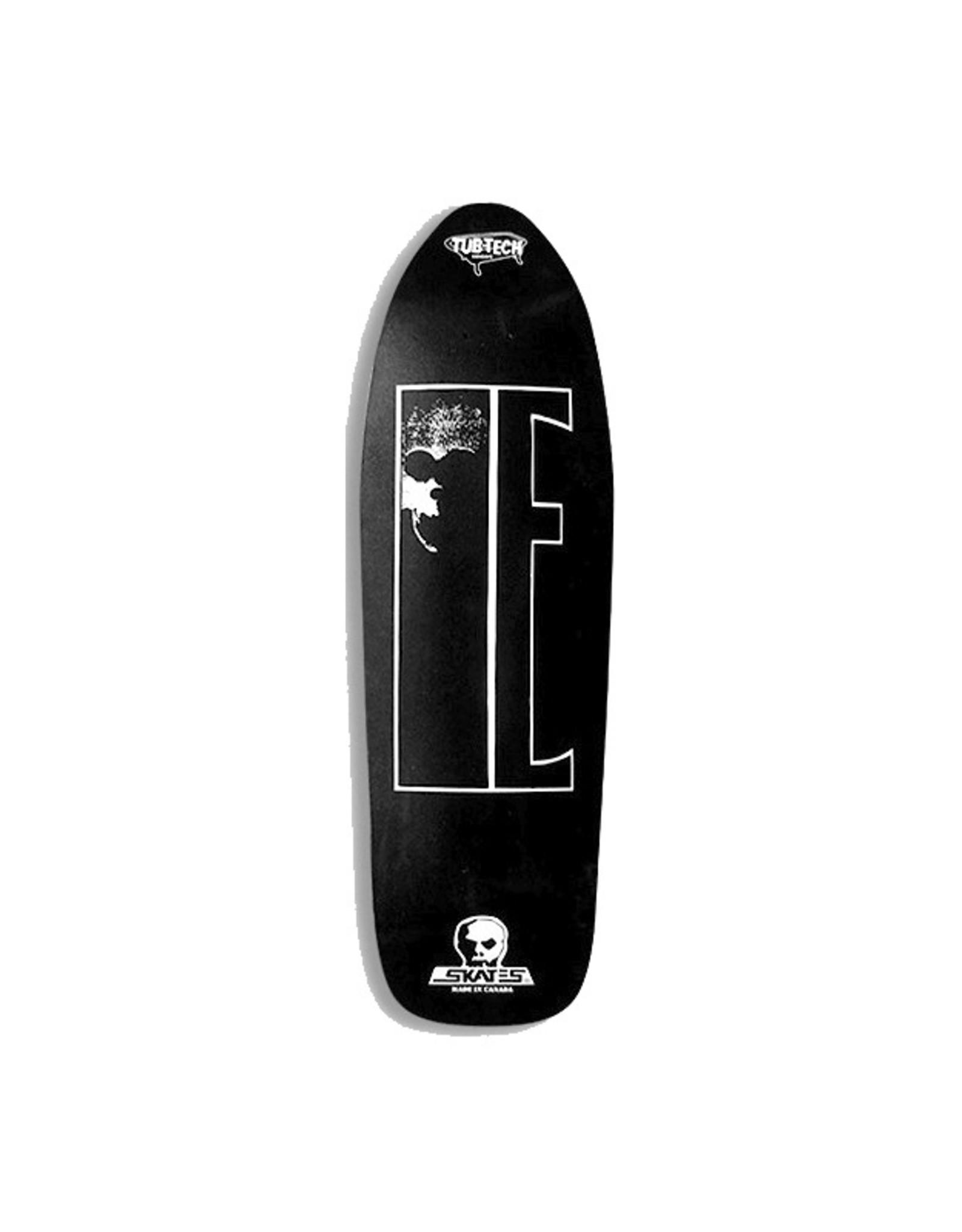 Skull Skates SKULL REISSUE DECK PHIL E. 10x30