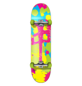 RDS RDS COMPLETE BRIGHT SPLATTER 7.5