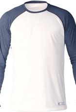 Xcel Xcel Men's ThreadX L/S White/Navy