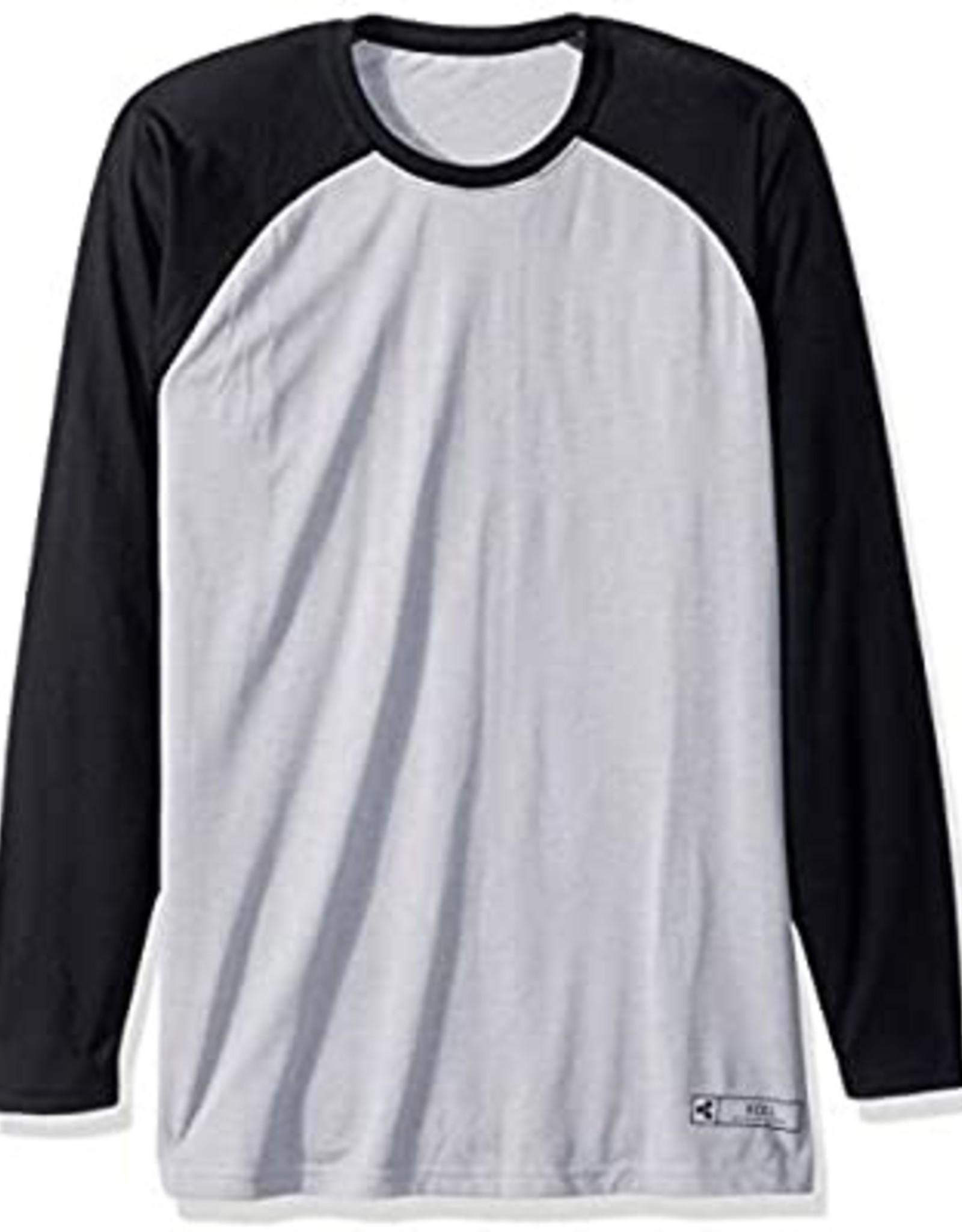 Xcel Xcel Men's ThreadX L/S Grey/Black