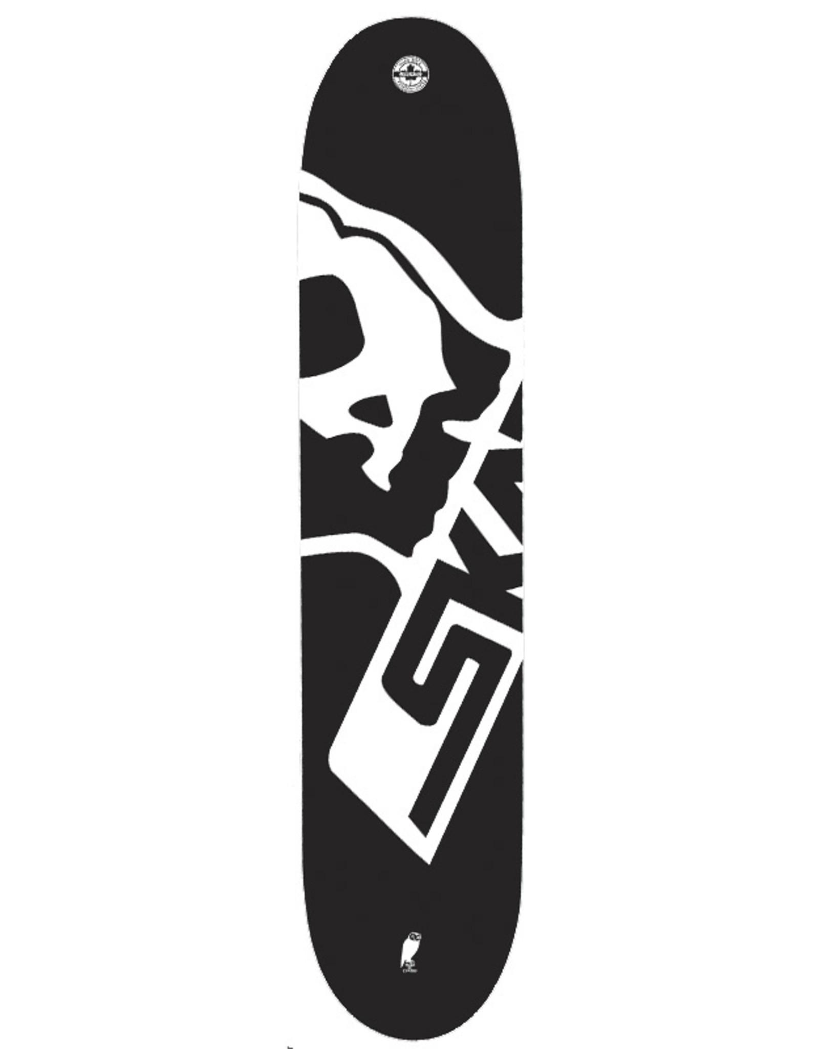 Skull Skates SKULL DECK DIEHARD WIZARD 9.25x42