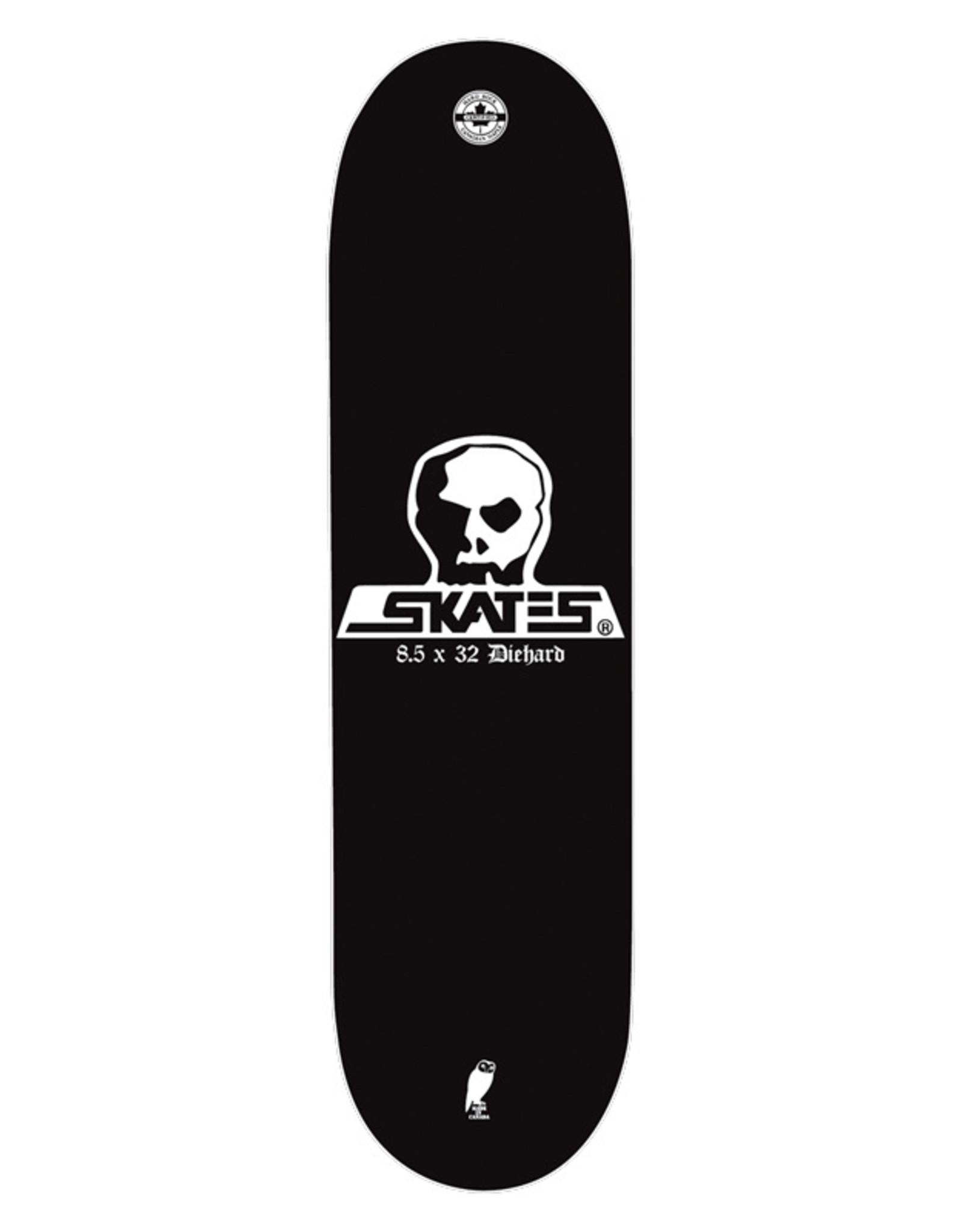 Skull Skates SKULL DECK DIEHARD 8.5x32