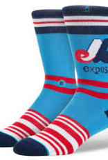 Stance Stance MLB Expos Blue