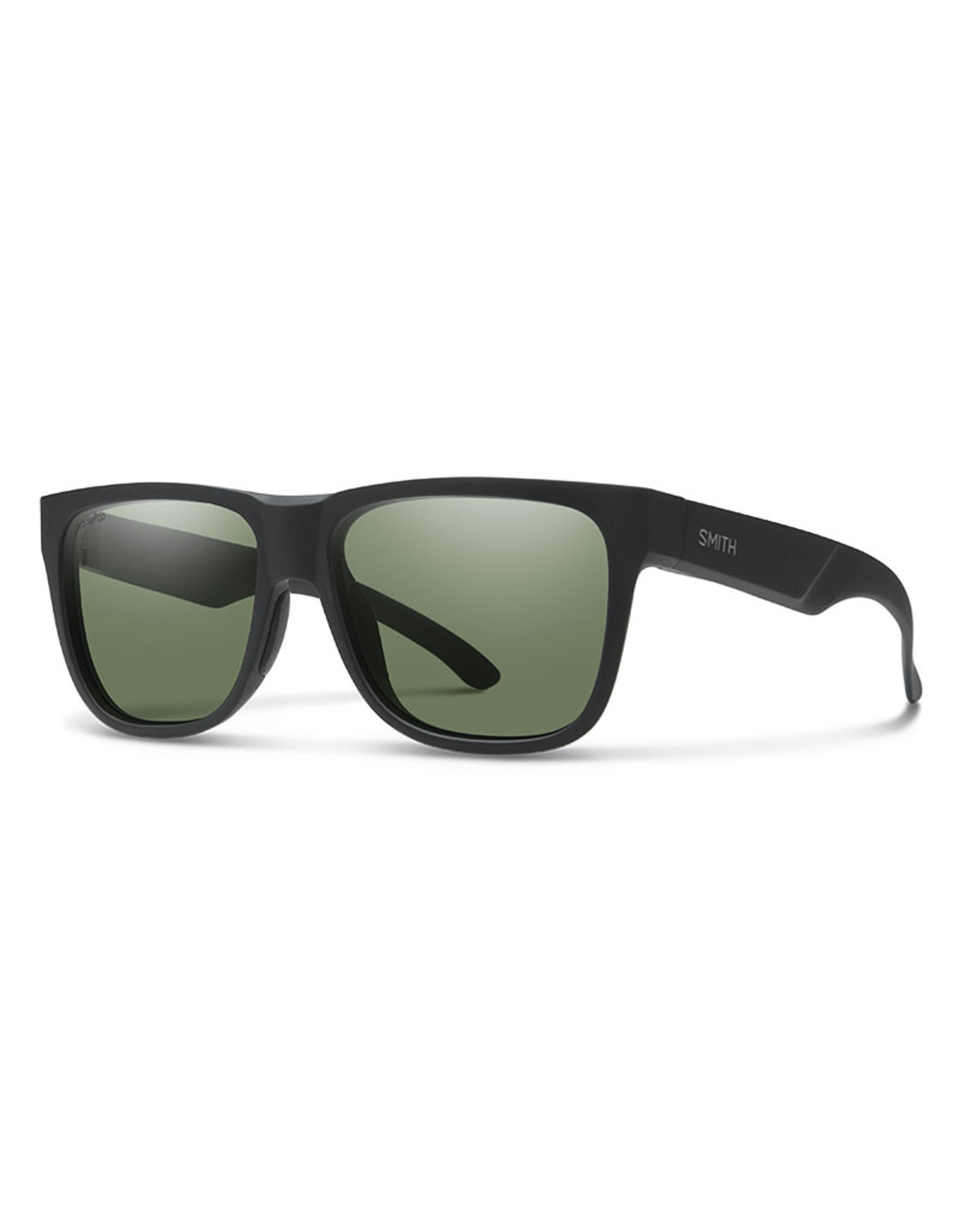 Smith SMITH LOWDOWN 2 Matte black Polarized Gray Green
