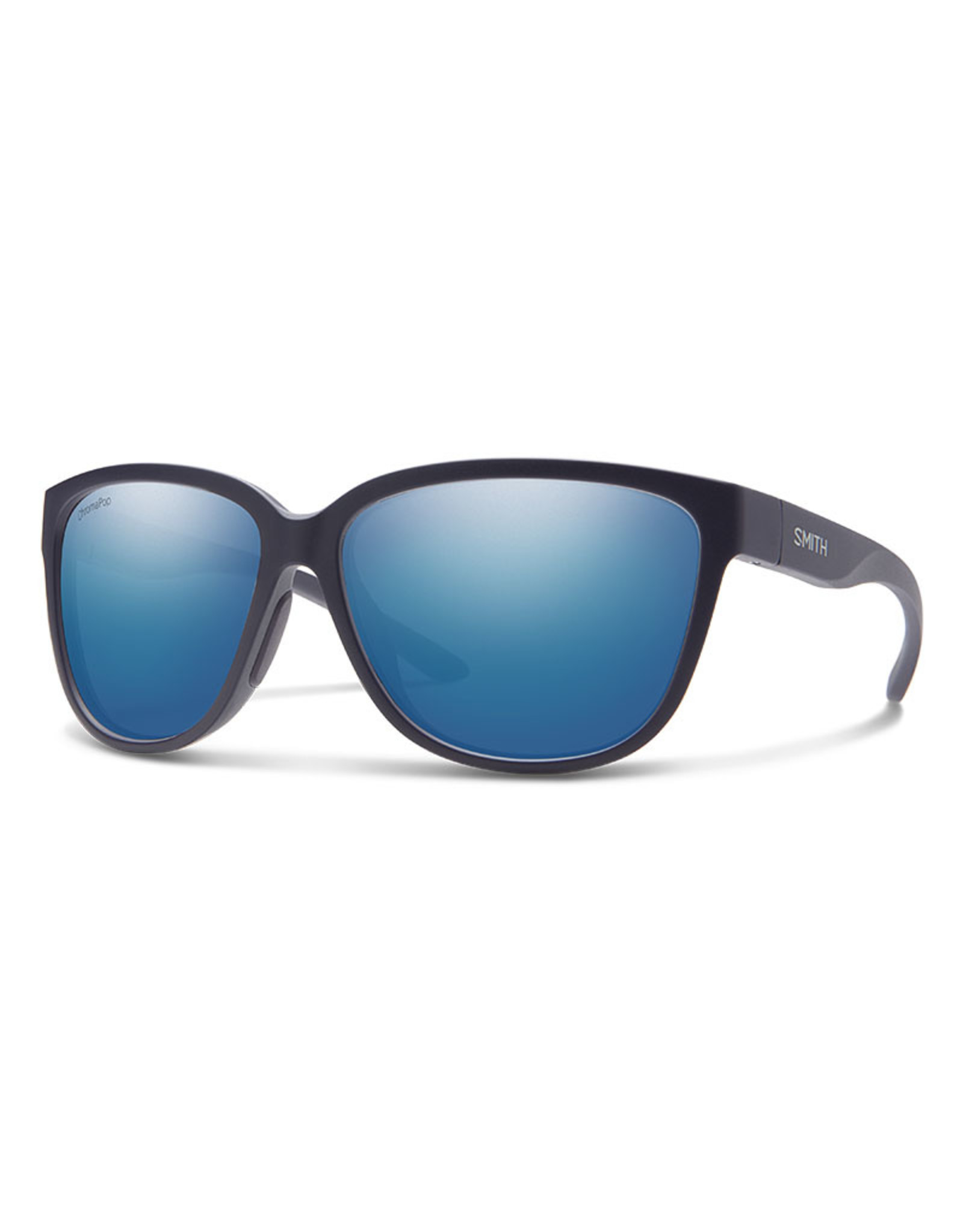 Smith SMITH MONTEREY Matte Midnight ChromaPop Polarized Blue Mirror