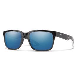 Smith SMITH HEADLINER Black with ChromaPop Polarized Blue Mirror