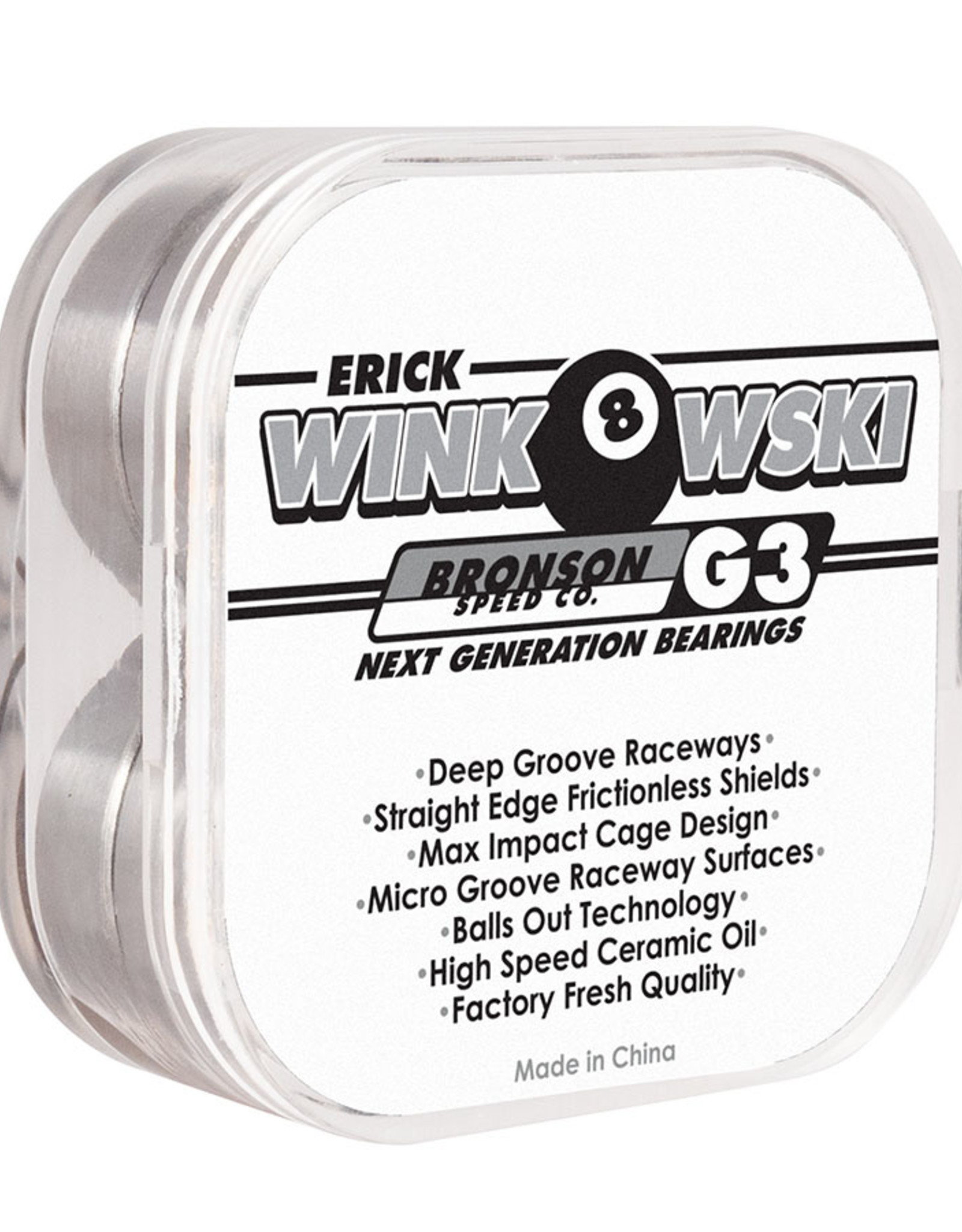 Bronson BRONSON PRO BEARING G3 ERICK WINKOWSKI