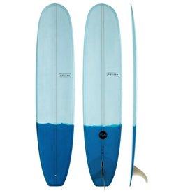Modern Surfboards 9'6 MODERN Retro PU Two Tone Blue