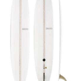 Modern Surfboards 9'1 MODERN Retro PU Double Stringer Clear
