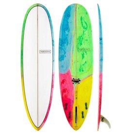 Modern Surfboards 7'6 MODERN Love Child PU Psychedelic Kaleidoscope