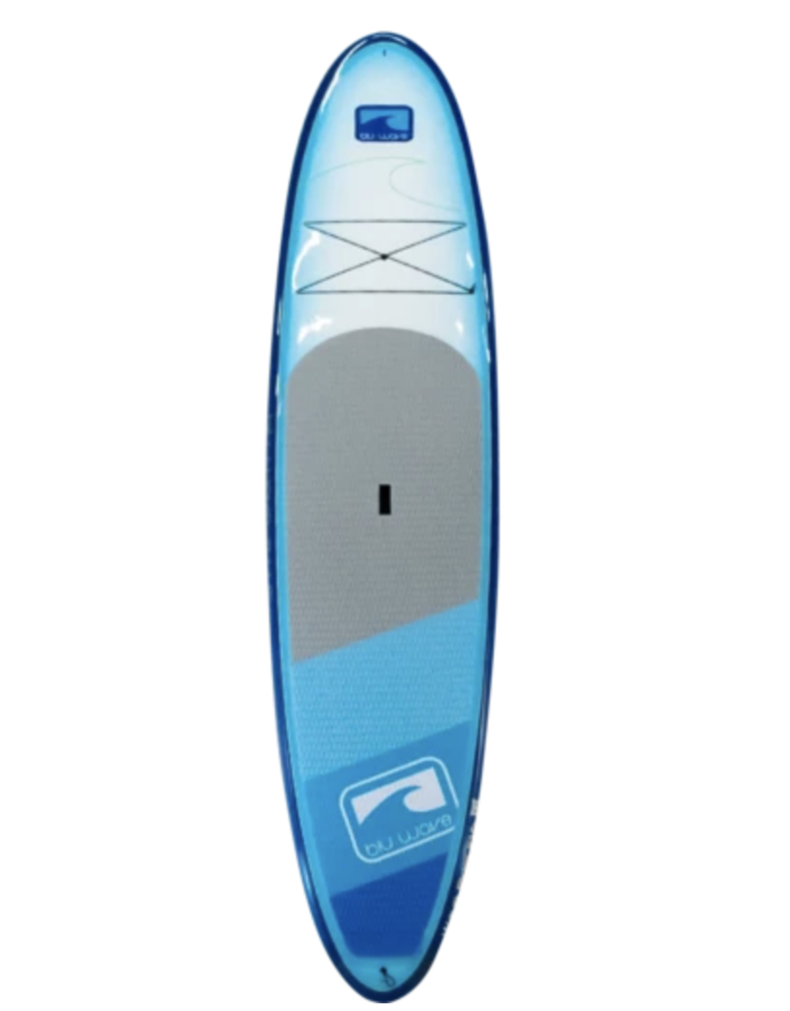 Bluwave The Wave Rider 10.6 EBS SUP Blue fade