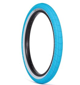 """We the People WTP ACTIVATE TIRE 60PSI 2.4"""" SKY BLUE/ GREY SIDE"""