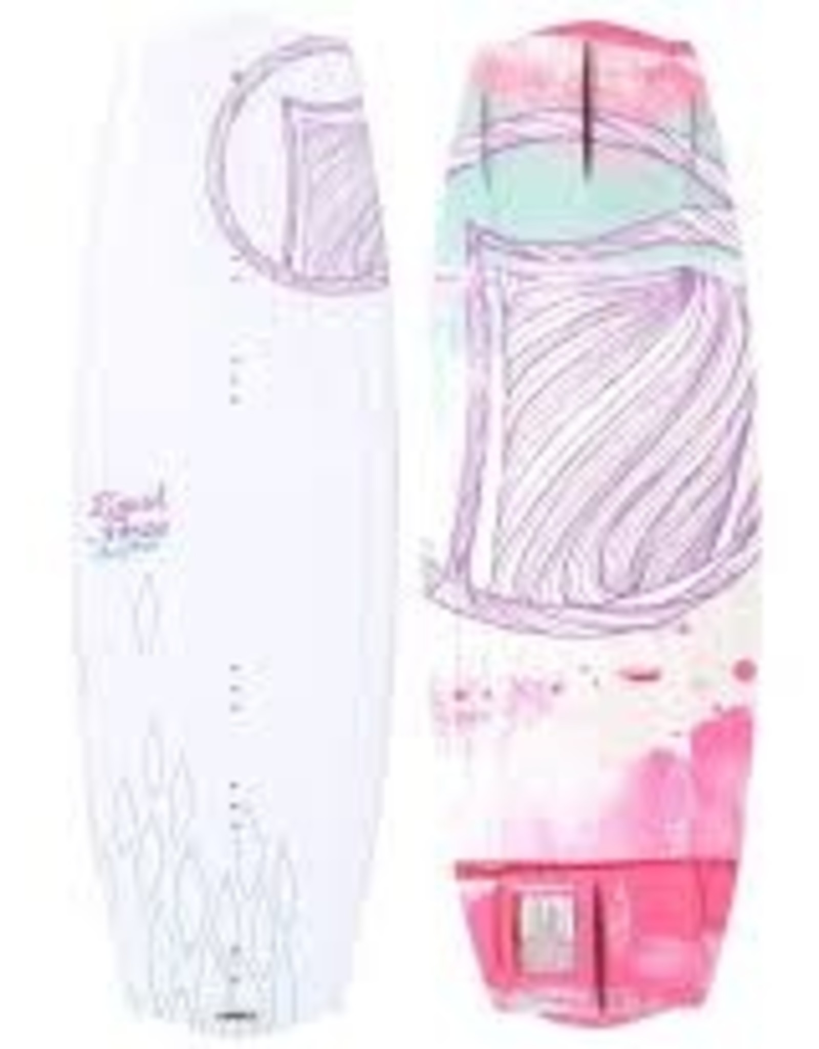 Liquid Force Liquid Force Angel Wakeboard Size 130