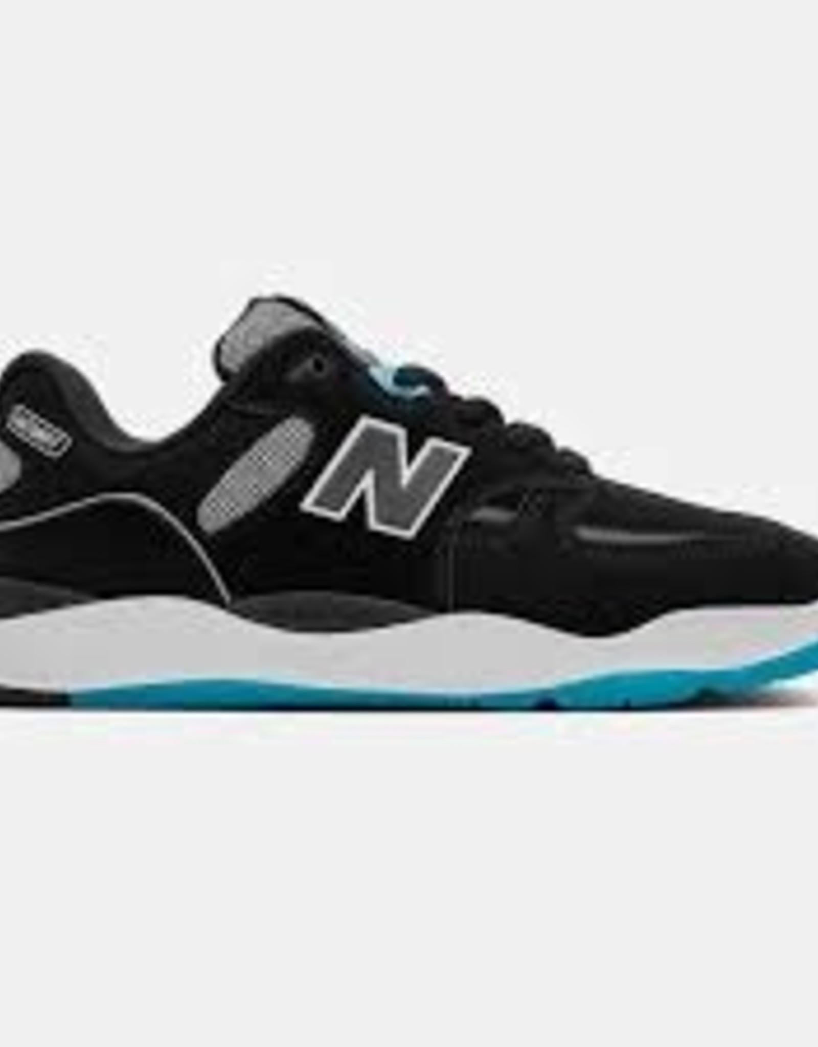 New Balance NB NUMERIC 1010 TIAGO BLACK/TURQ