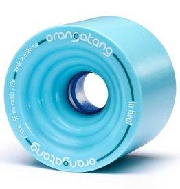 Orangatang ORANGATANG WHEELS CAGUAMA BLUE 77A 85mm