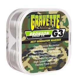 Bronson Bronson Pro Bearings G3 Gravette