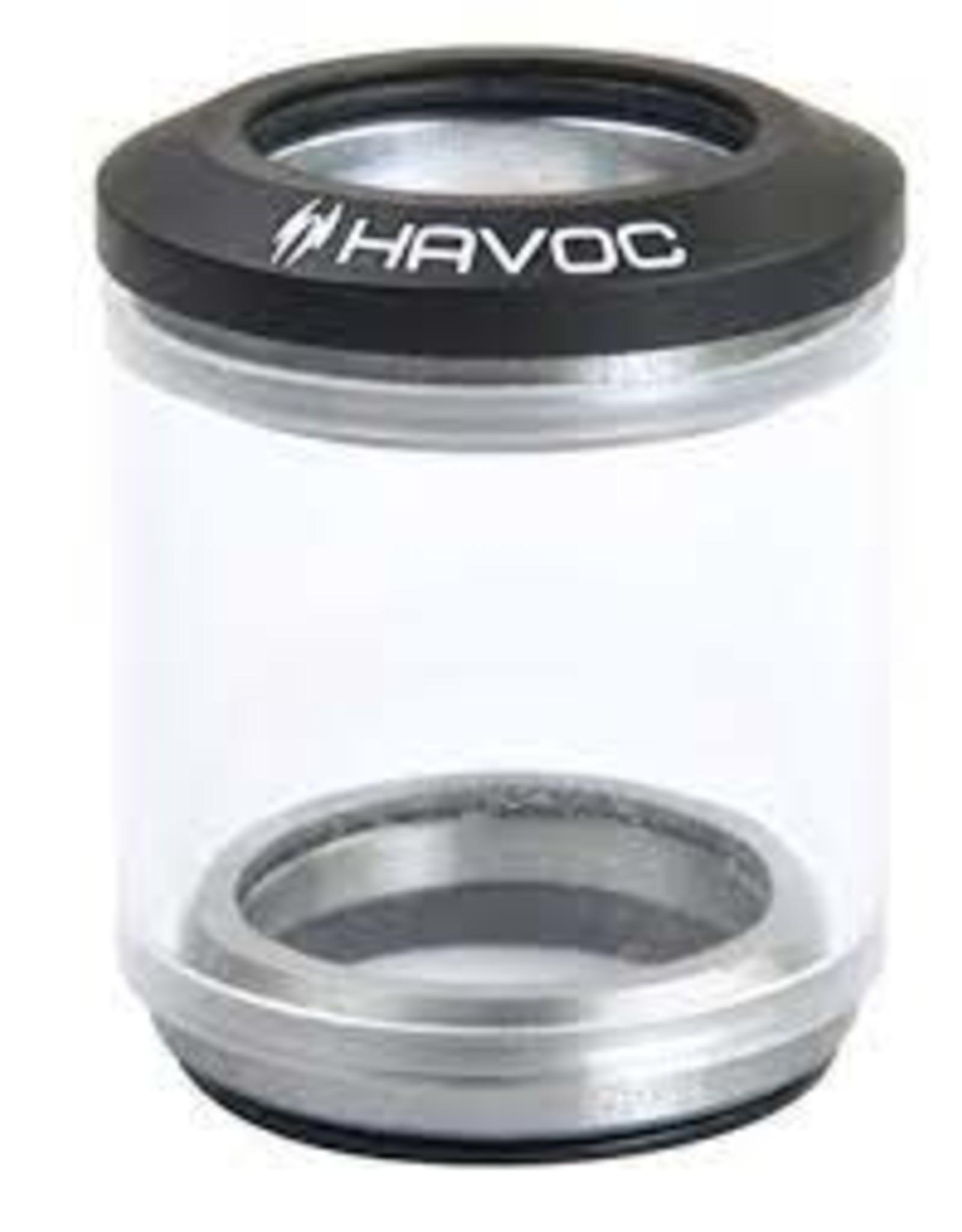 Havoc Pro Scooter Havoc Headset Integrated Black